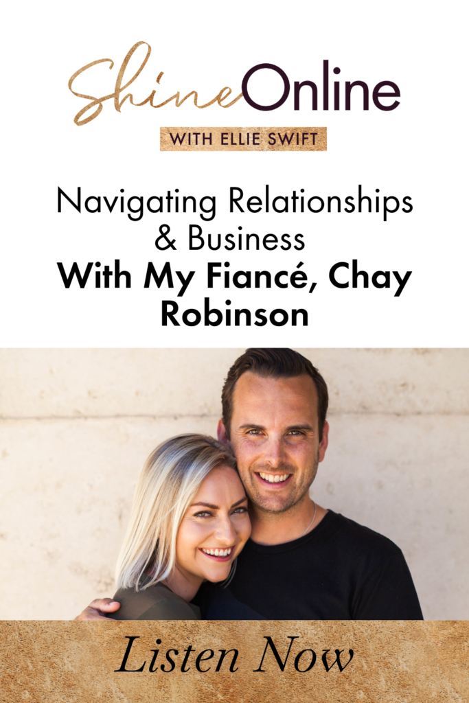 Navigating Relationships & Business With My Fiancé, Chay Robinson